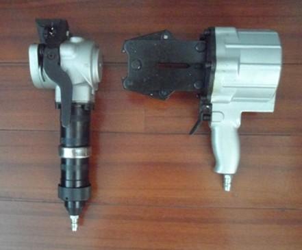 L32+Y32气动钢带分体式打包机